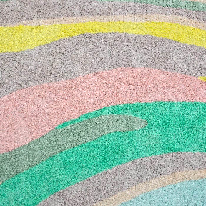 Oh Joy! for Lorena Canals<br>Happy Hills Rug