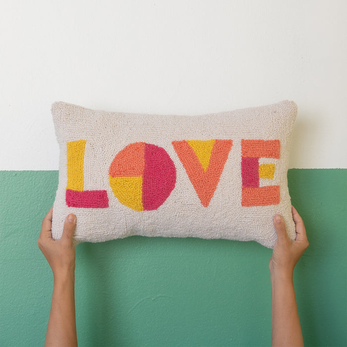 Love Hook Pillow <br> by Oh Joy!