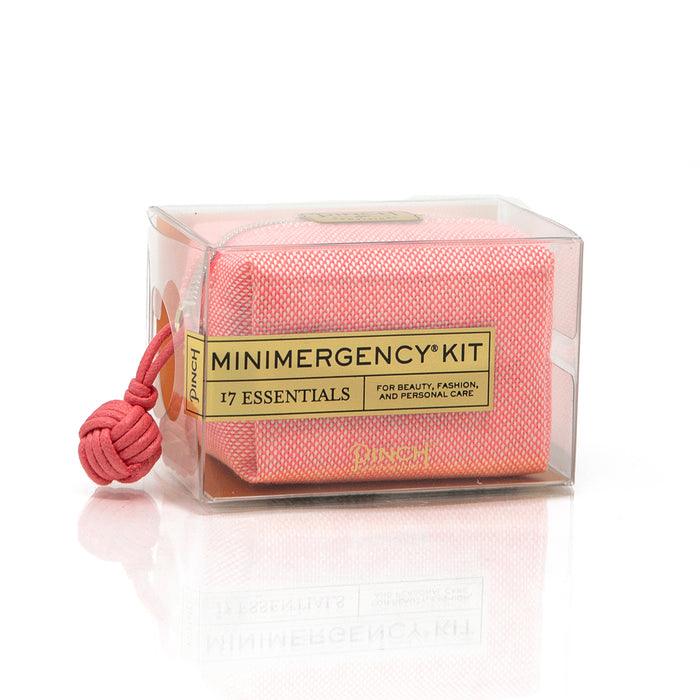 Coral Linen<br> Minimergency Kit<br>by Pinch Provisions