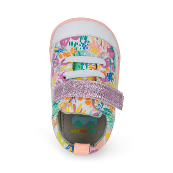 Oh Joy! for See Kai Run Stevie II Infant Shoe Bouncing Blooms