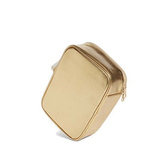 Rodgers Gold Metallic Lunch Box <br> by State