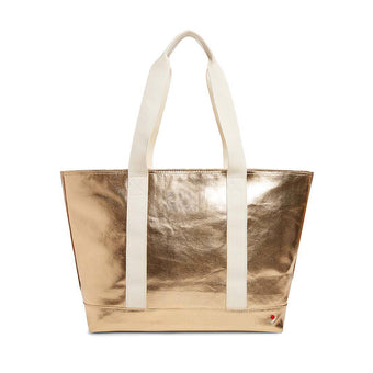 Graham Gold Metallic Tote <br> by State