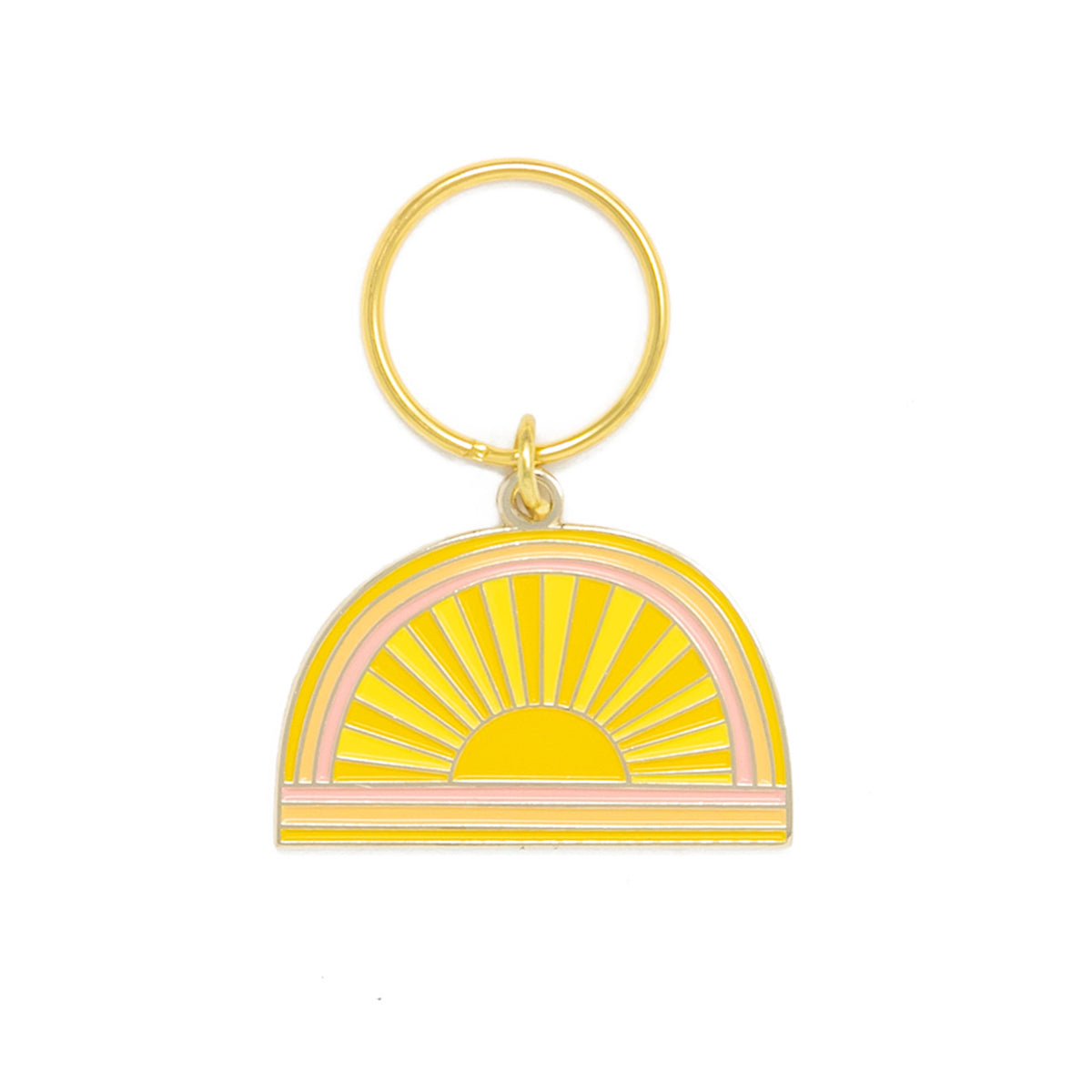 Sunshine Keychain<br> by The Good Twin