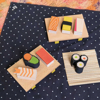 Sushi Creative Chef Set<br>by Kiko & GG