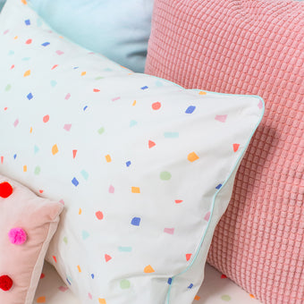 Terrazzo Twin Sheet Set by Meri Meri
