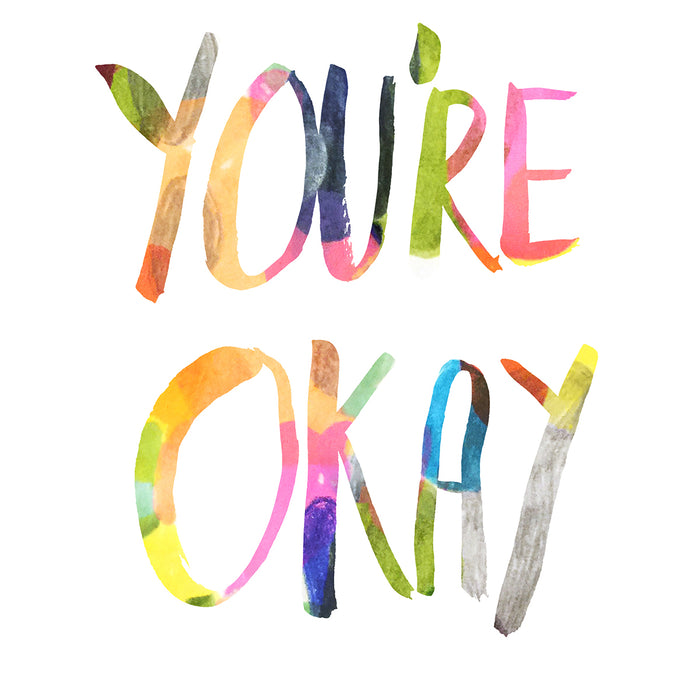 You're Okay<br> by Oh Joy!