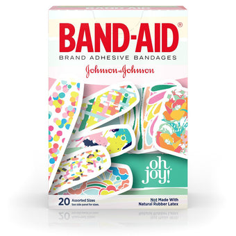 Oh Joy! Band-Aid<br>Adhesive Bandages