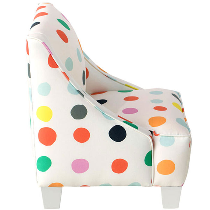 Oh Joy! Kids Chair <br> Multi Dots