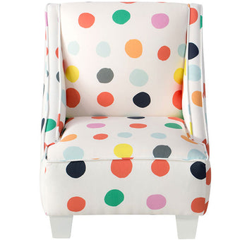 Oh Joy! Kids Chair  Multi Dots