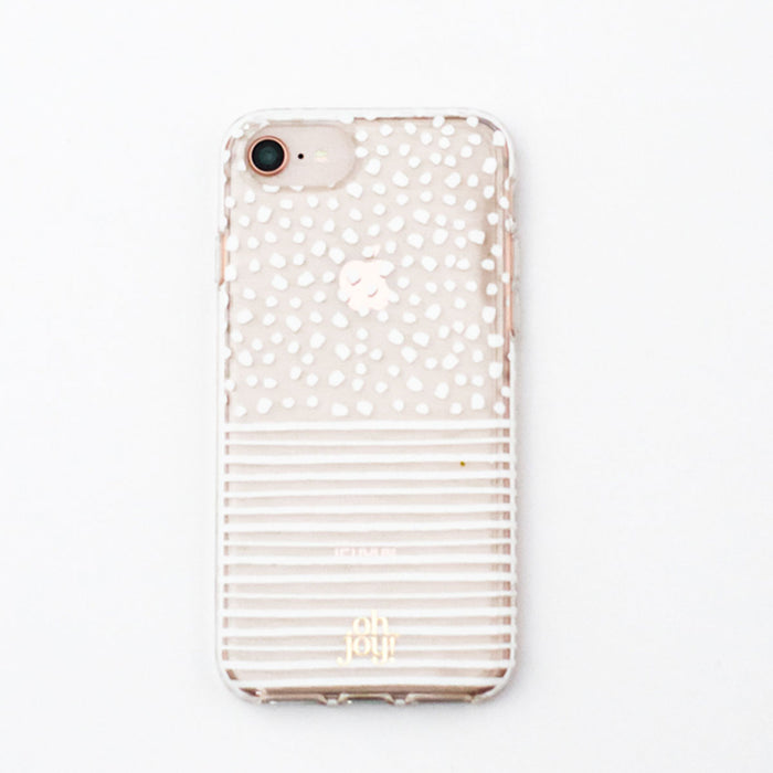 Oh Joy!  Phone Case <br> Dots & Stripes