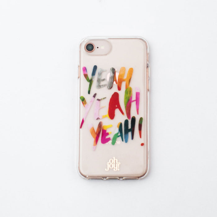 Oh Joy! Phone Case <br> Yeah Yeah Yeah