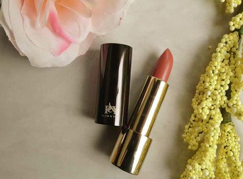 African Safari Sun So Kissable lipstick by Plum & York