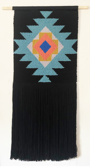 Large Navajo Wall Hanging