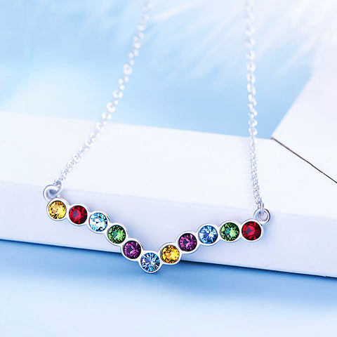 Rainbow Sterlingsilver™ 925