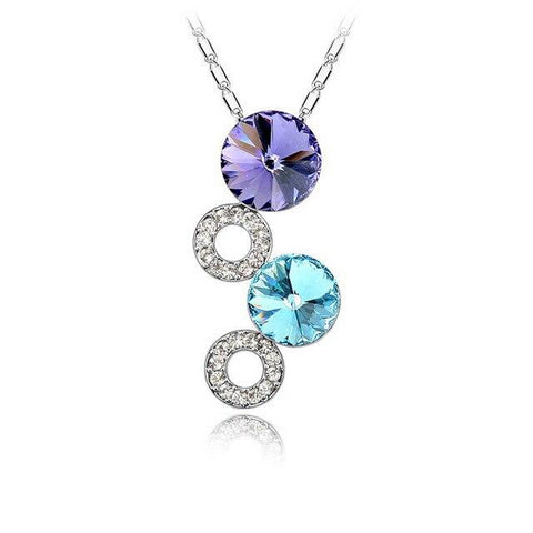 Circle Crystals™ - e-Schmuck