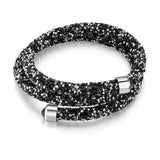 Fine Crystals Bangle™ - e-Schmuck