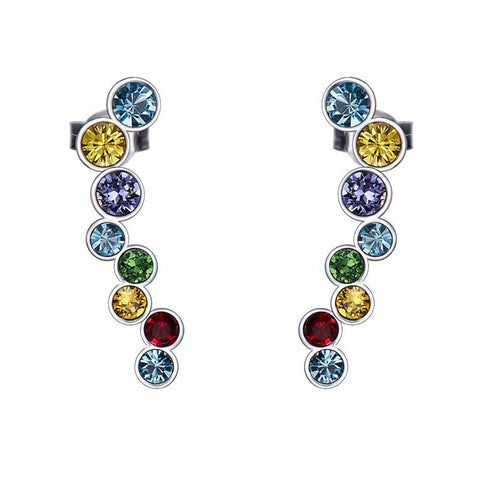 Rainbow Sterlingsilver Ear 925™ - e-Schmuck