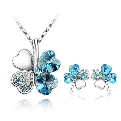 Clover Hearts Set™ - e-Schmuck