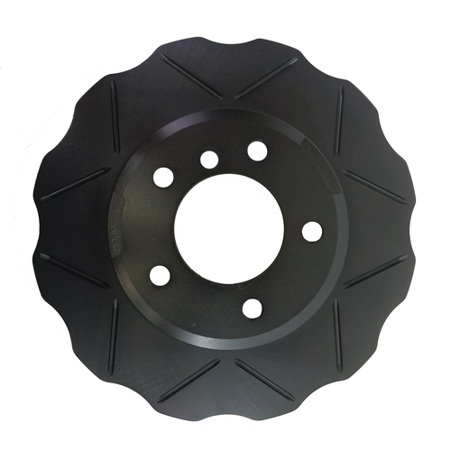 WaveSpec Black Line Rotor - Front  -  BMW - BMW048BL - 300mm