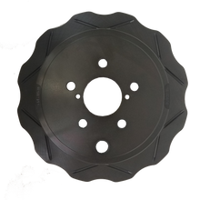 WaveSpec Black Line Rotor - Rear  - Subaru - SUB031BL