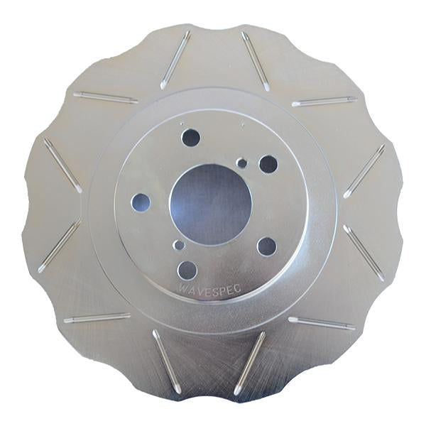 WaveSpec Silver Line Rotor - Rear - Ford - FOR099SL