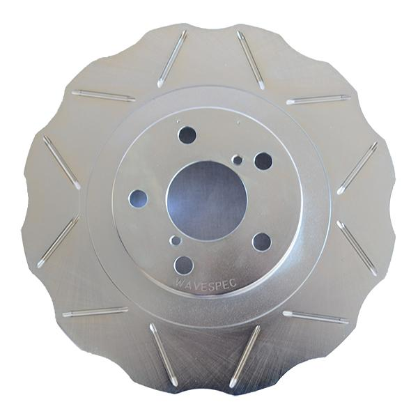 WaveSpec Silver Line Rotor - Front - Ford - FOR093SL
