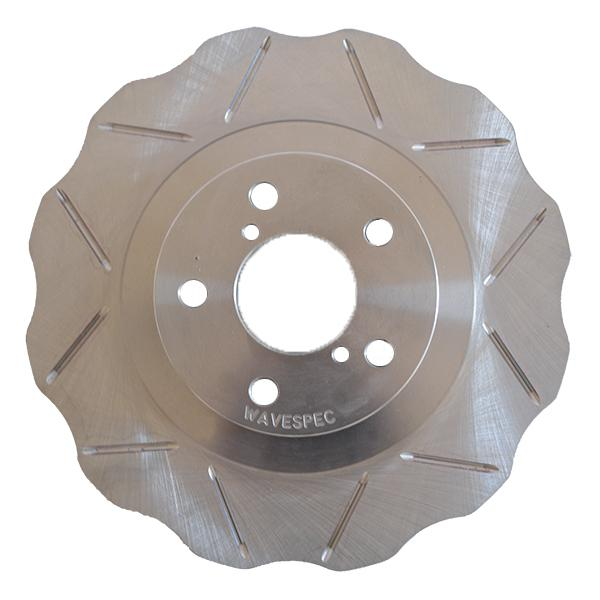WaveSpec Sport Line Rotor - Rear - GM - GMC044SP