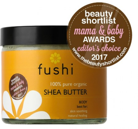 Fushi Organic - 100% Virgin Shea Butter - Unrefined | Οργανικό Βούτυρο Καριτέ  300 ml - mykarma.gr
