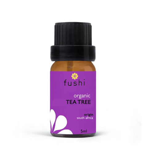 Fushi Organic Tea Tree (Τεΐόδεντρο) Organic Essential Oil 5ml 100% Pure - mykarma.gr