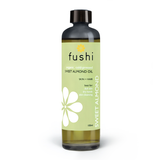 Fushi Organic  Sweet Golden Almond Organic Oil Virgin 100ml Fresh-Pressed