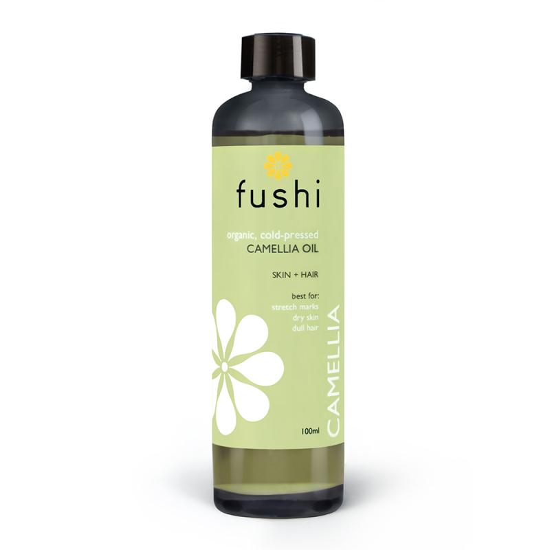Fushi Organic Camellia Organic Oil Virgin 100ml Fresh-Pressed - mykarma.gr