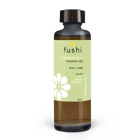 Fushi Organic Tamanu Organic Oil Virgin 50ml Fresh-Pressed - mykarma.gr