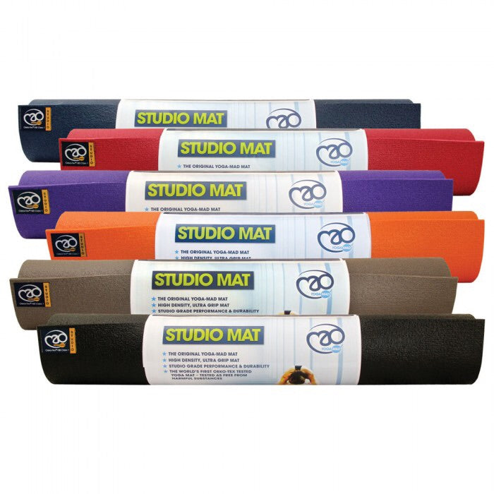 Yoga Mad Studio Yoga Mat – 183 x 60 cm  x  4.5 mm. - mykarma.gr