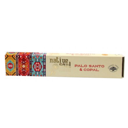 Αρωματικό Στικ: Green Tree Native Soul Copal + Palo Santo 15 g