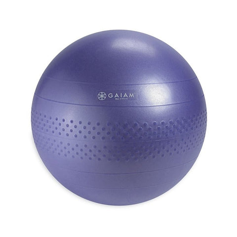 Gaiam Ball - Μπάλα για Pilates gym Total Body Balance - blue - Ø  55cm