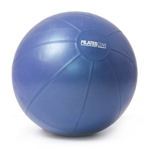 Yogistar- Pilates gym ball - blue - Ø  55cm - mykarma.gr