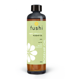 Fushi Organic Organic Rosehip (Άγριο Τριαντάφυλλο) Seed Oil Virgin 100ml Fresh-Pressed, Min Vit E