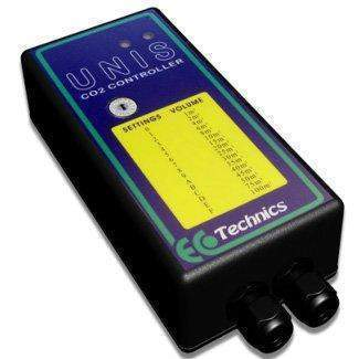 Ecotechnics Unis CO2 Controller & Regulator-Tidy Hydro