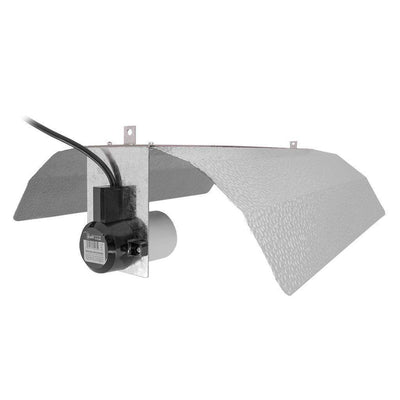 LUMii BLACK Reflector w/lead-Tidy Hydro