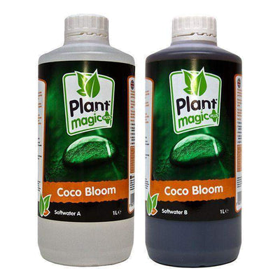 Plant Magic Coco Bloom (a + b) Hard Water-Tidy Hydro