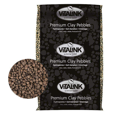 VitaLink Clay Pebbles-Tidy Hydro