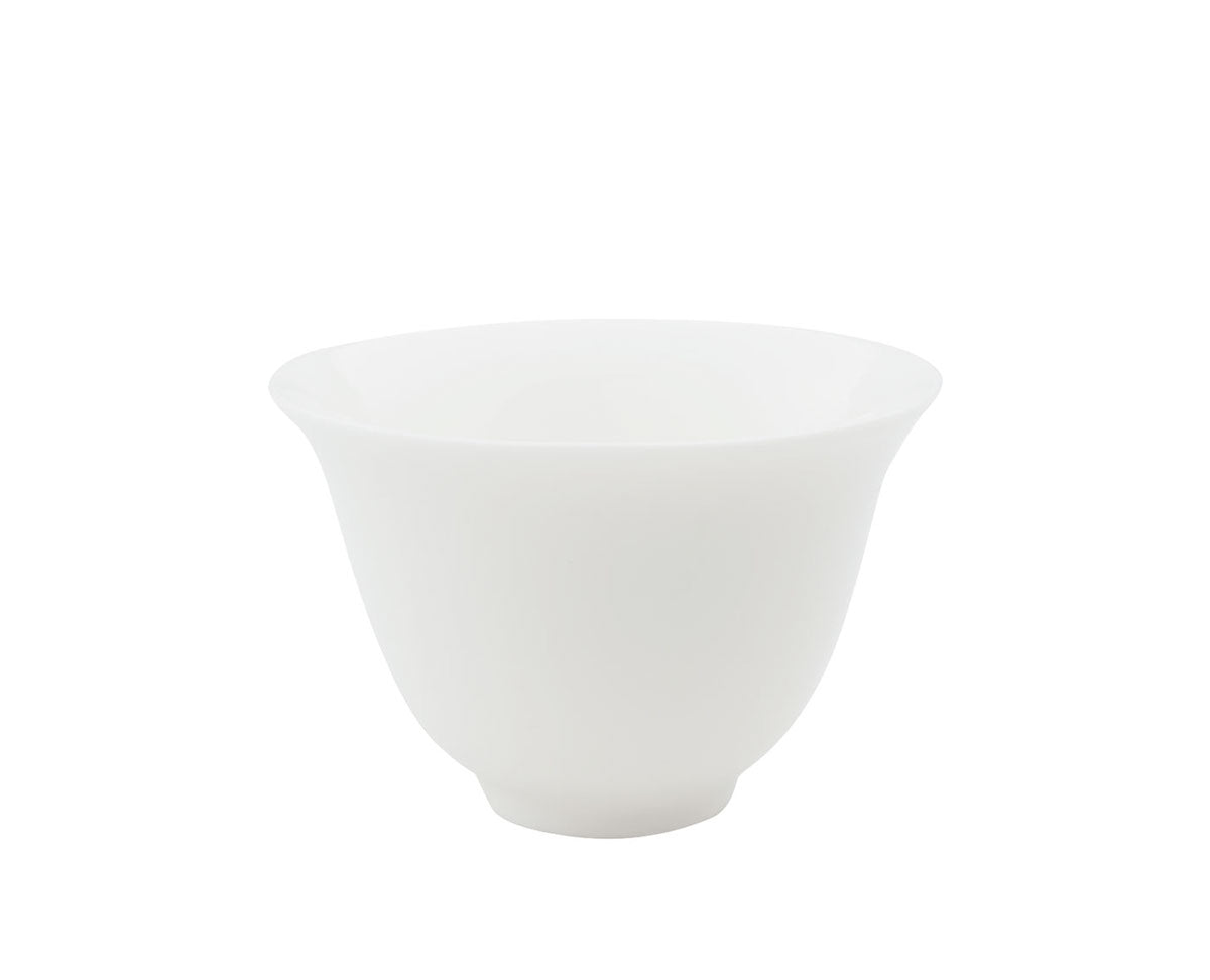 White Porcelain Cup #2