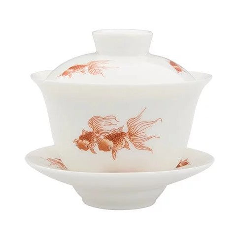 Goldfish Gaiwan (large)