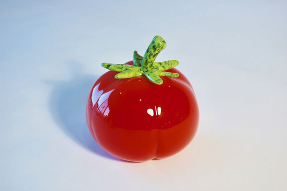 Tomato with Mottled Olive Green Stem