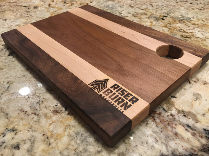 Walnut and Maple Cheese Board