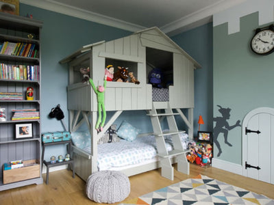 6 Fantastic Bedrooms Kids Won't Mind Sharing