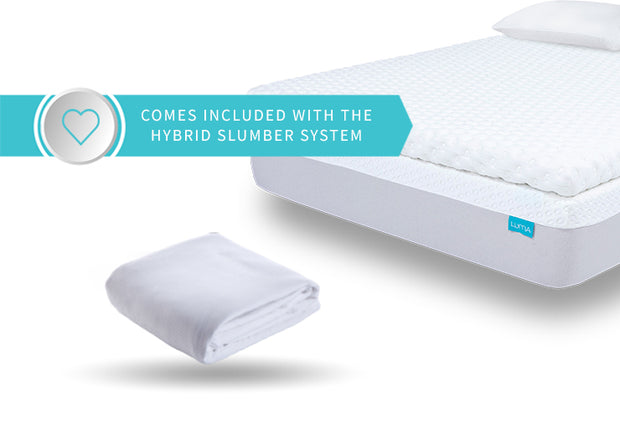 Aller-Free Tencel Mattress Protector Luma Sleep
