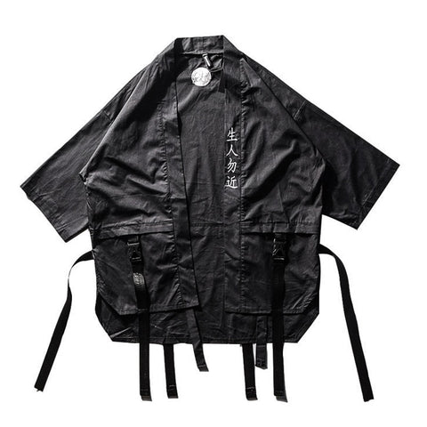Notorious Samurai Embroidery Shirt