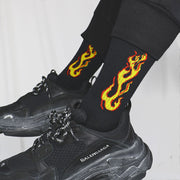 Flame Crew Socks
