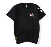 Magpie Embroidery T-shirt